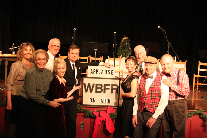 Wonderful Life Cast and Signs